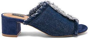 Jaggar Resolve Block Heel