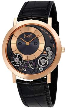Piaget Altiplano Men's Ultra-thin 18K Gold Watch