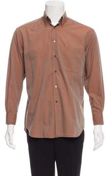 Giorgio Armani Iridescent Woven Shirt