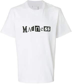 Sacai Madness print T-shirt
