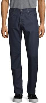 AG Adriano Goldschmied Men's Straight-Leg Cotton Jeans
