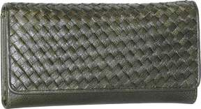 Nino Bossi My Woven Wallet (Women's)