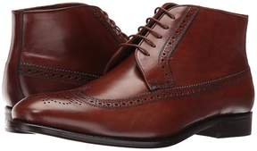 Matteo Massimo 5-Eye Chukka Wing Men's Lace-up Boots