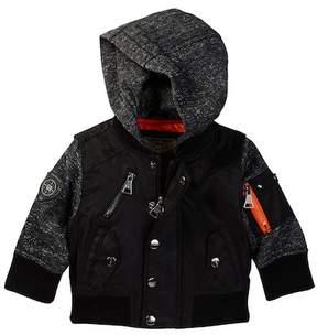 Urban Republic Flight Jacket (Baby Boys)