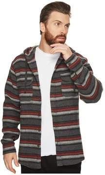 VISSLA Pumphouse Long Sleeve Flannel Men's Clothing