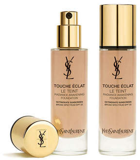 Saint Laurent Touche Éclat Le Teint Radiance Awakening Foundation SPF 22, 1 oz.