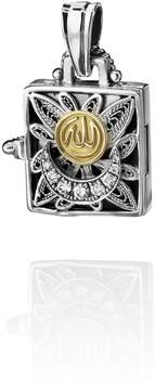 Azza Fahmy Filigree Locket Charm