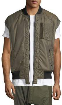 Mostly Heard Rarely Seen REVERSABLE VEST