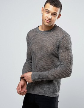 Replay Muscle Fit Knit