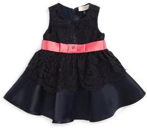 Armani Junior Infant Girl's Lace Party Dress
