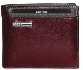 Dopp Men's Rfid Beta Collection Convertible Credit Card Billf.