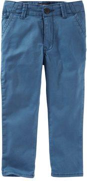 Osh Kosh Boys 4-8 Slouch Chino Pants