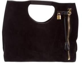 Tom Ford Alix Fold-Over Crossbody Bag