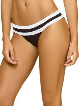 Pilyq Colorblocked Bikini Bottom