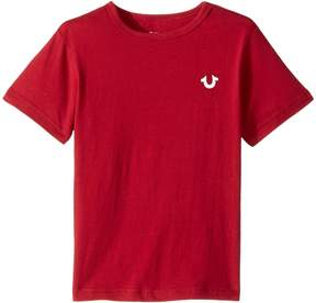 True Religion Shoestring Horseshoe Tee Shirt Boy's T Shirt