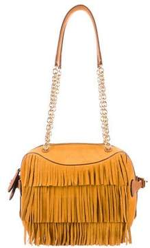 Burberry The Alchester Fringed Bag