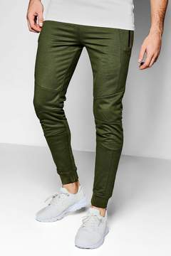boohoo Skinny Fit Panel Jogger