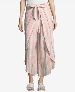 ECI Striped Tulip Pants