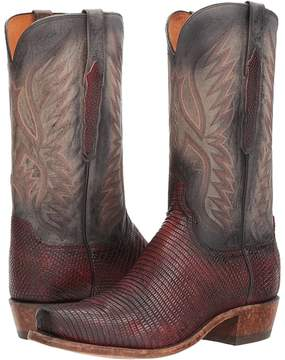Lucchese Miles Cowboy Boots