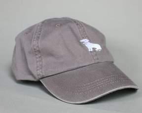 Blade + Blue Grey Dachshund Logo Baseball Cap - Mookie