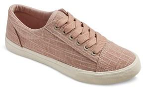 Mossimo Women's Celeste Sneakers Pink