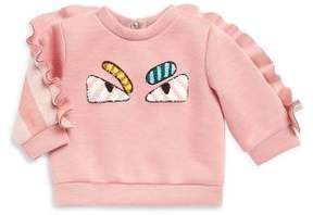 Fendi Baby's Monster Eyes Sweatshirt