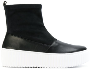 United Nude Issey Miyake x Buzz boots