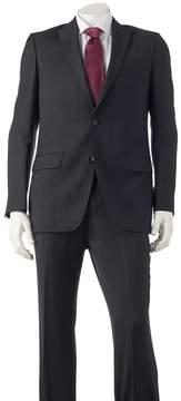 Marc Anthony Men's Slim-Fit Wool-Blend Black Suit Coat