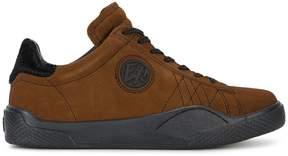 Eytys Wave Bourbon Suede Sneakers