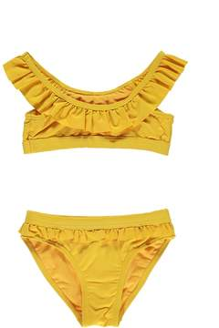 Forever 21 Girls Ruffled Bikini Set (Kids)