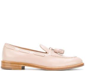 Fratelli Rossetti double tassel loafers