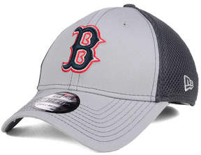 New Era Boston Red Sox Greyed Out Neo 39THIRTY Cap