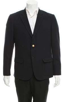 Band Of Outsiders Wool Two-Button Sport Coat
