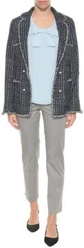 Edward Achour Paris Tweed Blazer