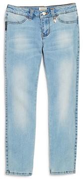 Armani Junior Girls' Light Wash Jeans - Big Kid