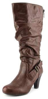 G by Guess Randall Synthetic Knee High Boot.