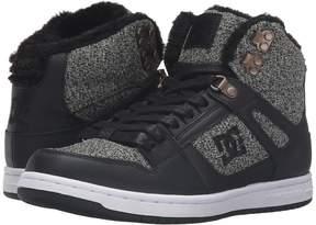 DC Rebound High WNT Women's Skate Shoes