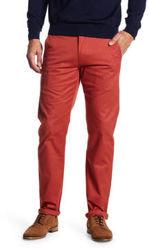 Dockers Alpha Original Khaki Red Slim Tapered Pant