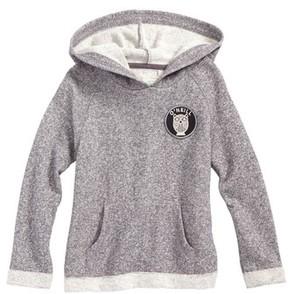O'Neill Toddler Girl's Everest Hooded Fleece Pullover