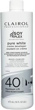 Clairol Pure White 40 Volume Creme Developer