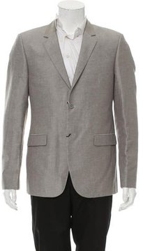 Calvin Klein Collection Notch-Lapel Two-Button Blazer w/ Tags