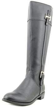 Karen Scott Womens Deliee Wide Calf Closed Toe Knee High Fashion Boots.