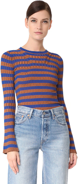 By Malene Birger Blonde Sweater