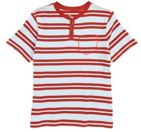 Tucker + Tate Boy's Stripe Henley
