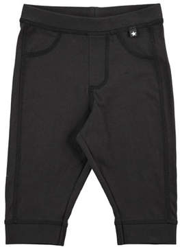 Molo Scott Stretch Jersey Track Pants, Size 12-24 Months