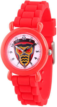 Marvel Guardian Of The Galaxy Boys Red Strap Watch-Wma000144
