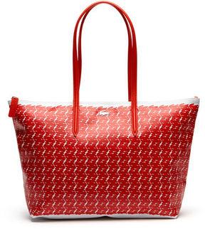 Lacoste Women's Concept Croc Shopping Bag
