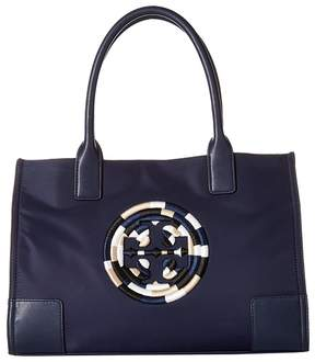 Tory Burch Ella Rope Mini Tote Tote Handbags - FRENCH NAVY - STYLE
