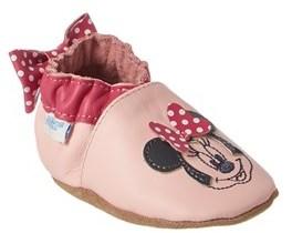 Robeez Kids' Minnie Mouse Shoe.
