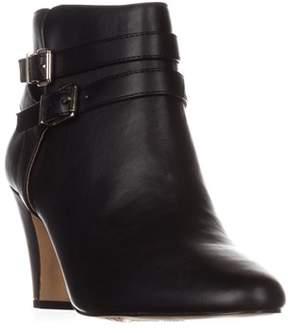 INC International Concepts I35 Dorine Classic Ankle Boots, Black.
